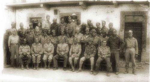 Soldados da Força Expedicionária Brasileira