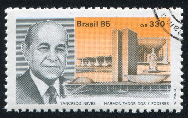 Tancredo Neves foi o primeiro-ministro do Brasil durante a fase parlamentarista do governo de Jango*