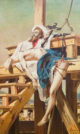 Tiradentes recebeu como sentença a pena de morte