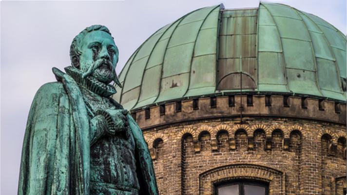 Tycho Brahe foi um dos grandes astrônomos que contribuíram para o nascimento da Ciência Moderna