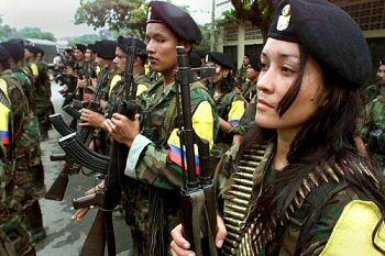 Forças Armadas Revolucionárias da Colômbia - FARC
