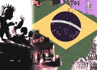 O movimento punk ganhou força no Brasil em meio às dificuldades vividas no fim do regime militar