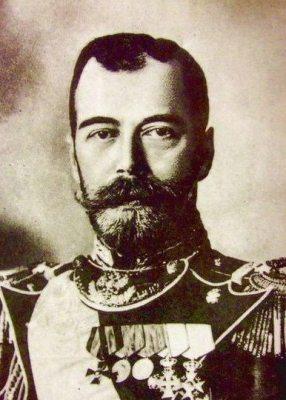 Nicolau II, último czar da Rússia